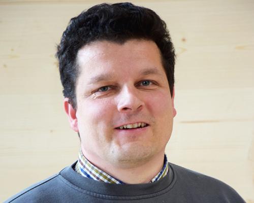 Zimmermeister Günther Rührschneck