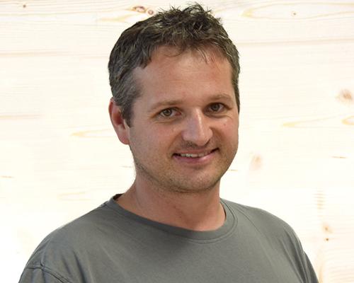 Zimmermeister Markus Rühl