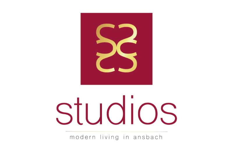 Ansbach studios - moderne studio Appartements in Holzbauweise Mehrgeschossiger Holzbau