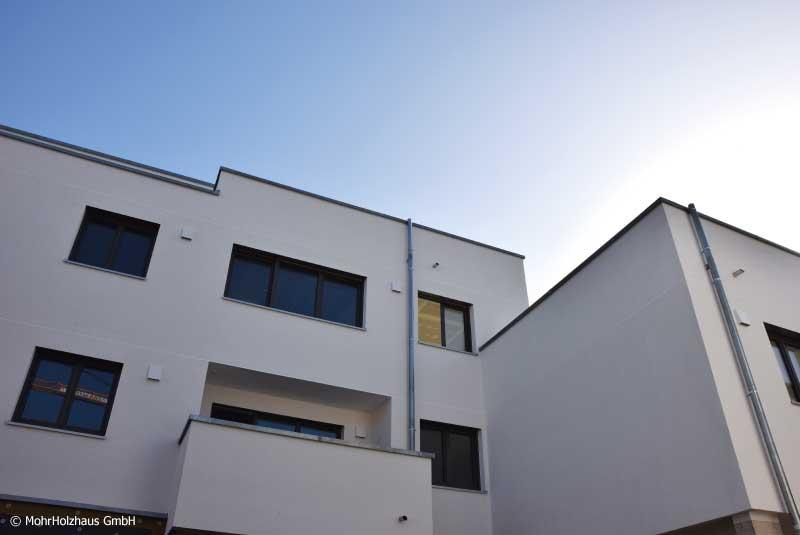 Eigentumswohnungen Kapitalanlage Neubau Wohnung Zimmerei Mohr MohrHolzhaus