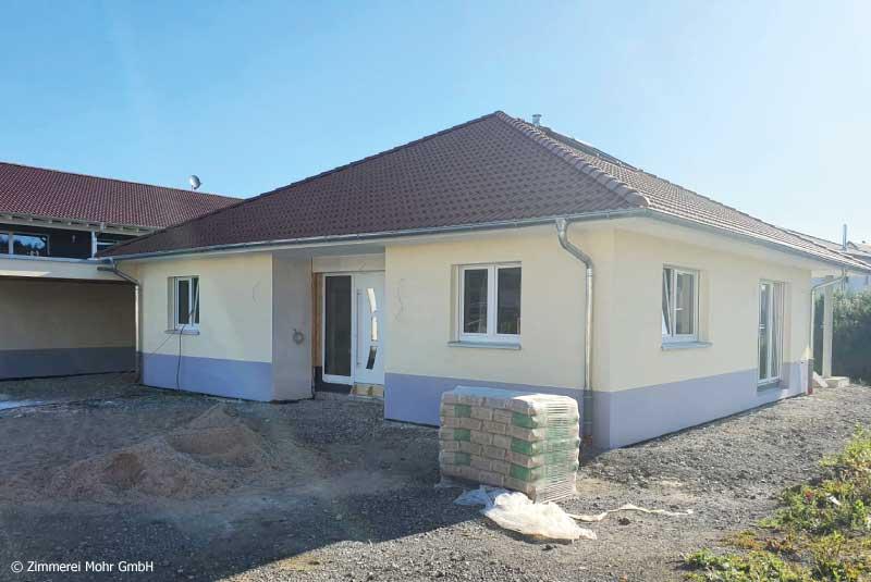 Bungalow SUNNY – Holzhaus mit Walmdach in Weihenzell