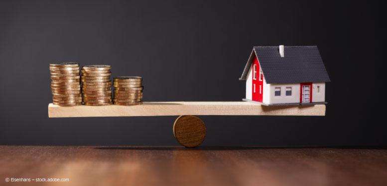 Investition Traumhaus Haus Finanzierung Hausbau Baukosten Baufinanzierung