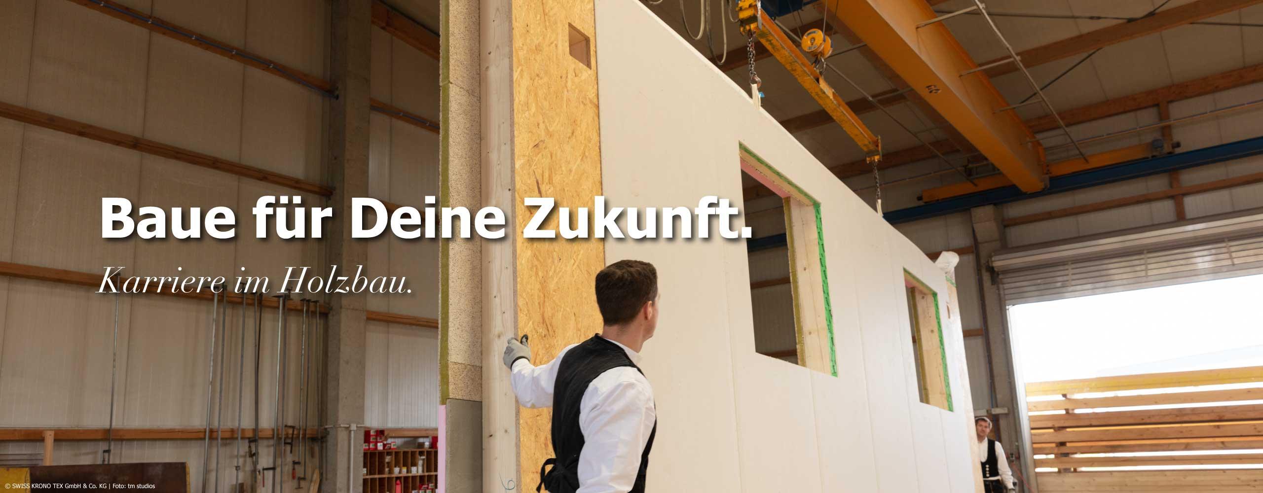 Karriere im Holzbau –Aktuelle Stellenangebote und Jobs Zimmerei Mohr Leutershausen