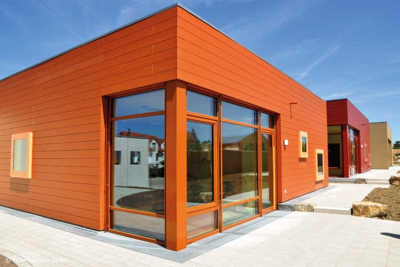 Kindergarten Rothenburg – Neubau