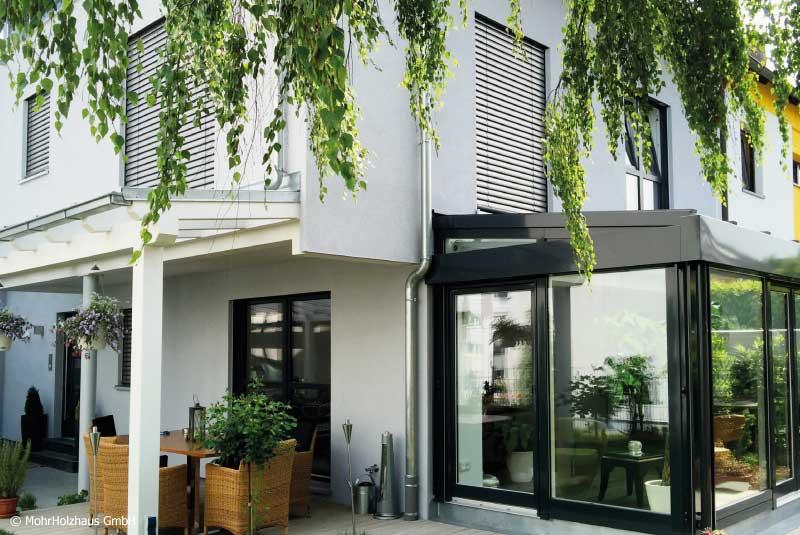 Reihenhaus TOWNHOUSE – Neubau mit Carport in Nürnberg