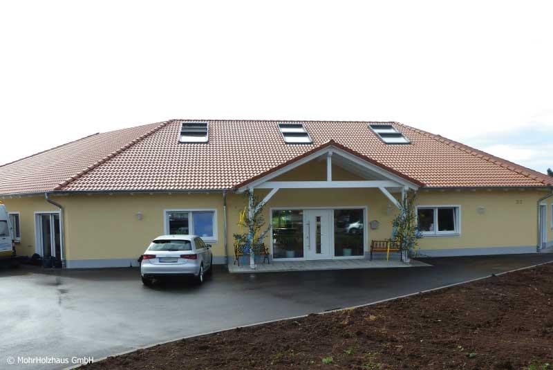 Tagespflege Seniorenalltag - Neubau Weihenzell