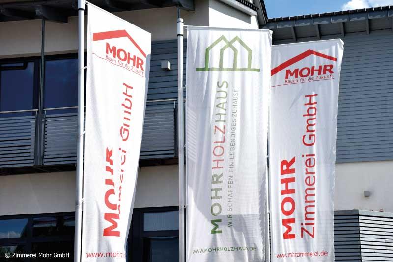 Zimmerei Mohr Leutershausen Mohr Holzhaus