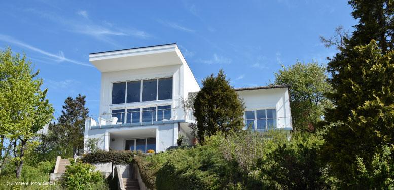 Homestory Hangvilla CANADA inkl. Bauherreninterview