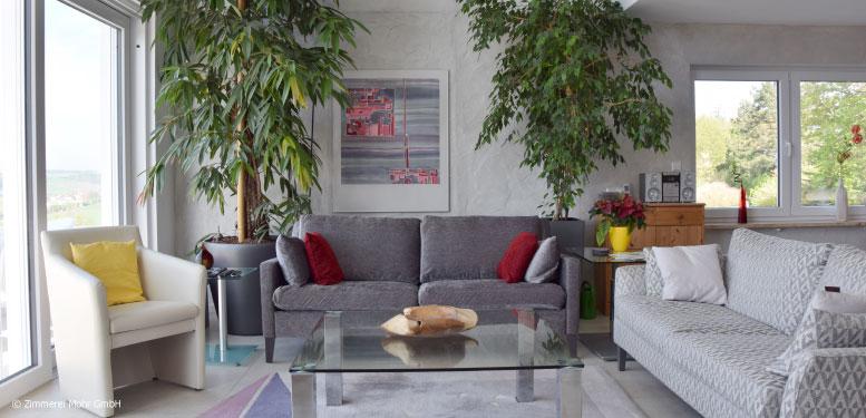 Homestory Hangvilla CANADA - Wohnzimmer