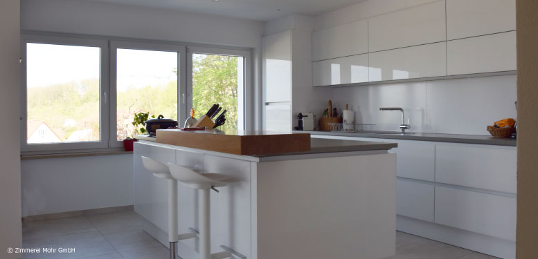 Homestory Hangvilla CANADA - Küche