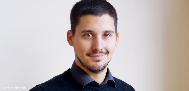 Alexander Mohr, B.Eng. Vertriebsleiter Zimmerei Mohr