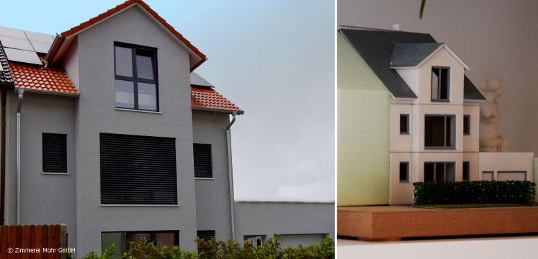 Homestory Reiheneckhaus TOWNHOUSE – Neubau in Holzbauweise
